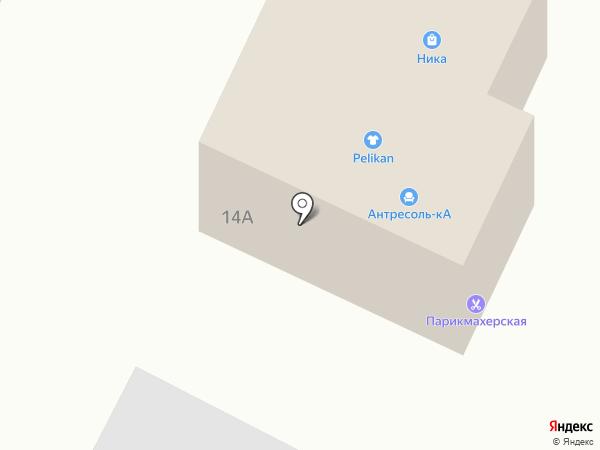 Аптечный пункт на карте Чемодановки