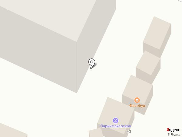 Ледяной дом на карте Чемодановки