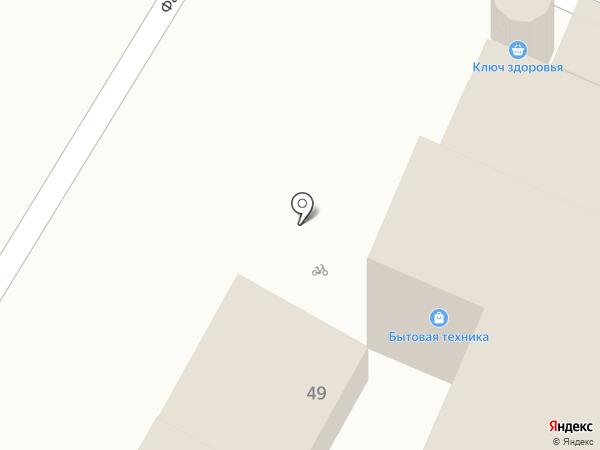 Магазин фабричной мебели по низким ценам на карте Чемодановки