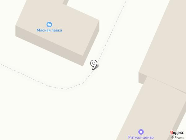 Ритуал-центр на карте Чемодановки