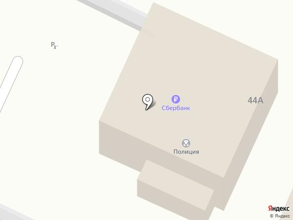 Участковый пункт полиции на карте Чемодановки