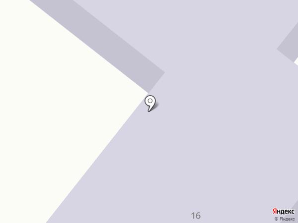 Озёрная основная общеобразовательная школа на карте Саранска