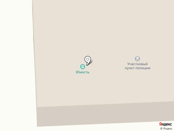 Участковый пункт полиции на карте Кижеватово