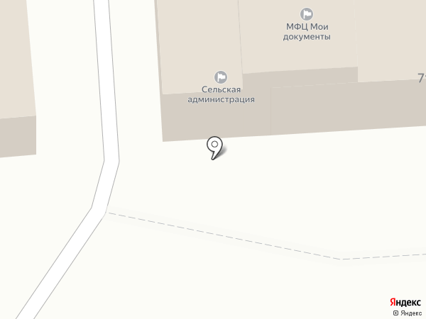 Администрация Кижеватовского сельсовета на карте Кижеватово