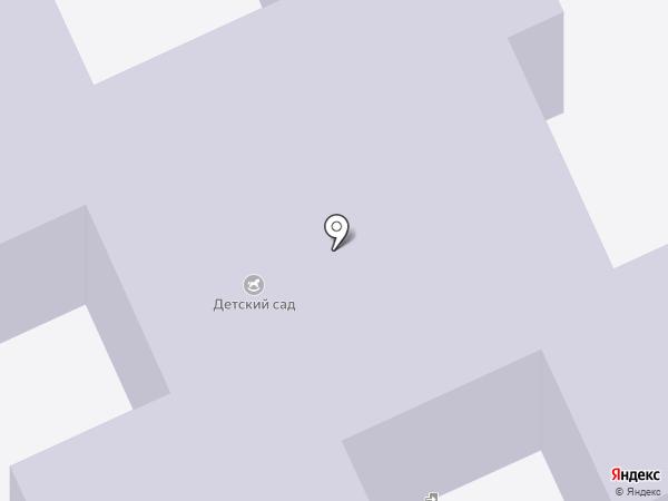 Детский сад на карте Сосновки