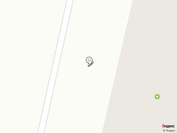 Атемарский на карте Атемара