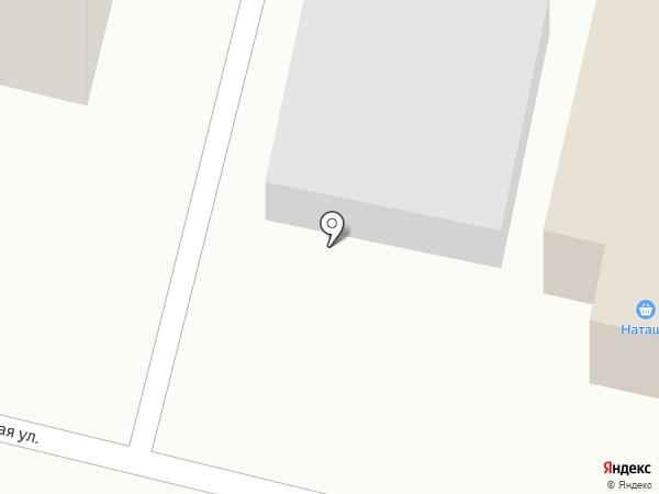 Наташа на карте Атемара