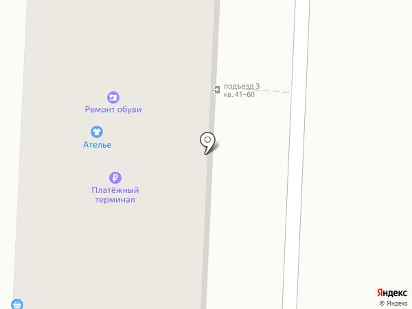 Настенька на карте Саратова