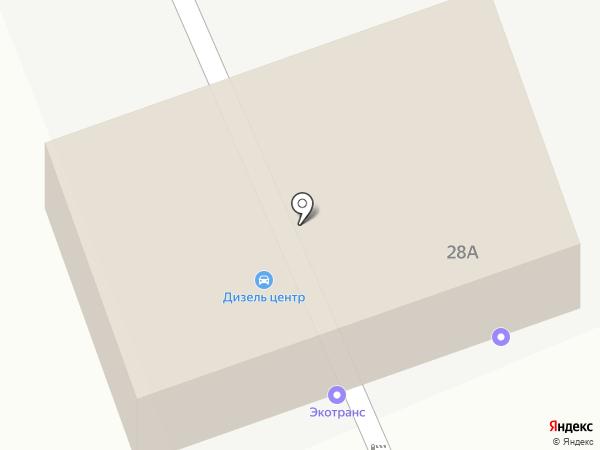 ERMILOV на карте Саратова