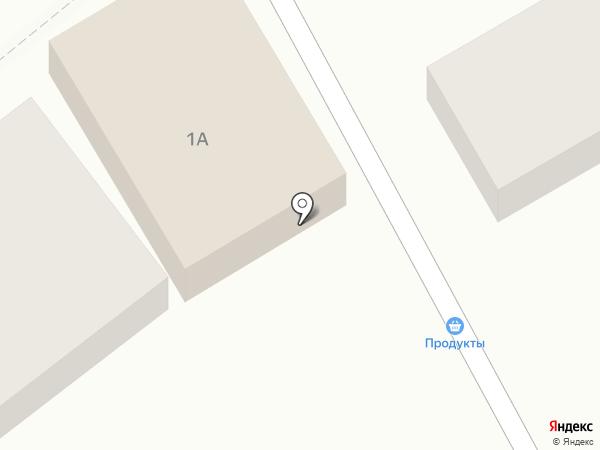 Продуктовый магазин на карте Тепличного