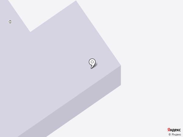 Средняя общеобразовательная школа пос. Тепличный на карте Тепличного