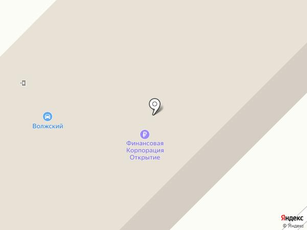 Схи-Авто на карте Саратова