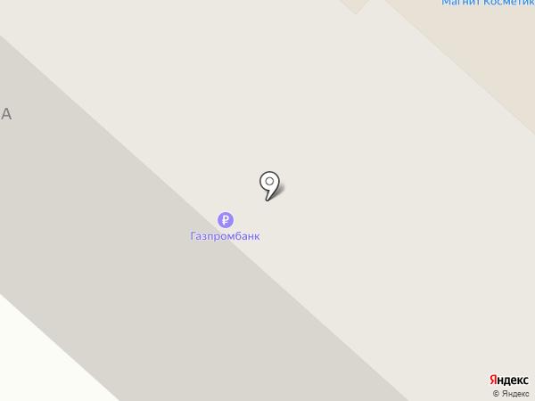 Семейный на карте Саратова