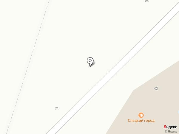 Непроспи на карте Саратова