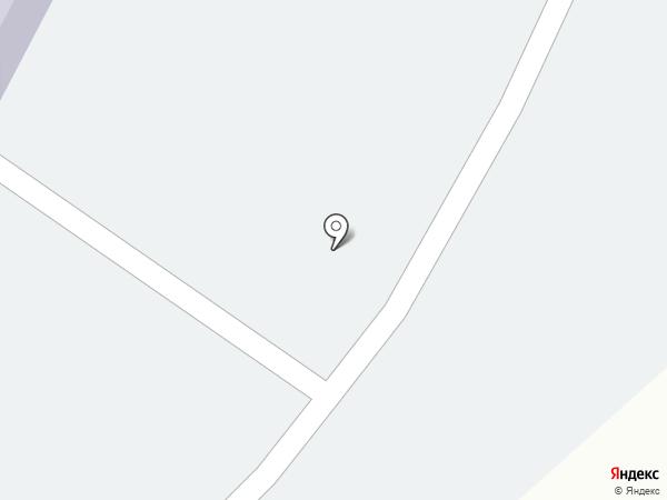 Автостоянка на Тульской на карте Саратова