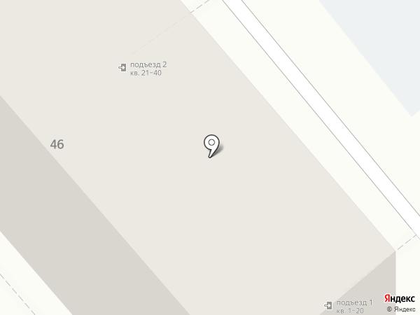 СпортАвто на карте Саратова