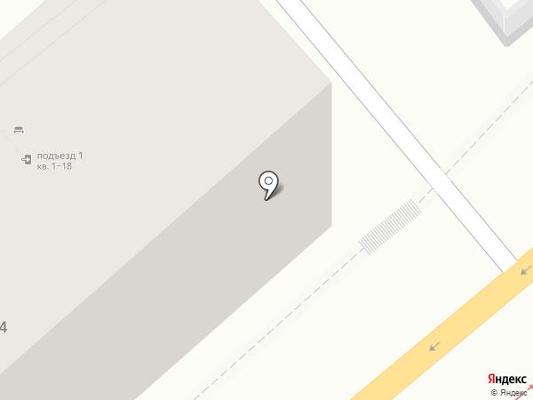 Хорошая на карте Саратова