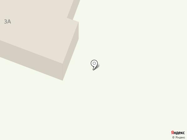 Задорный стрелок на карте Саратова