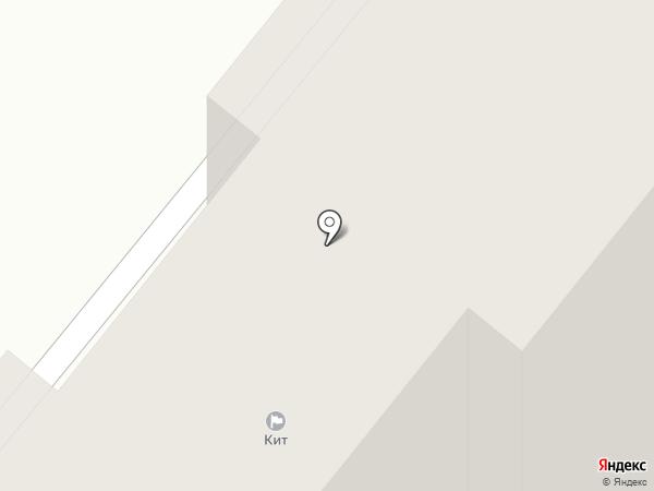 Детская поликлиника на карте Саратова