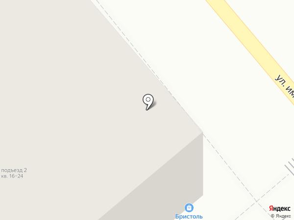 Хозяйка на карте Саратова