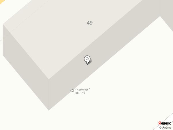 Сушка на карте Саратова