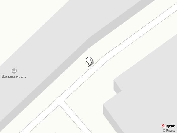 Автоцентр по замене масла на карте Саратова