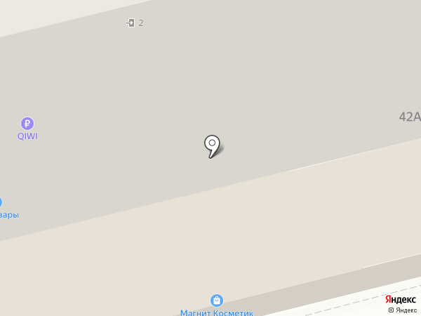 Стикс-М на карте Саратова