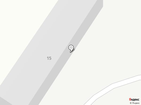 Рад Газ на карте Саратова