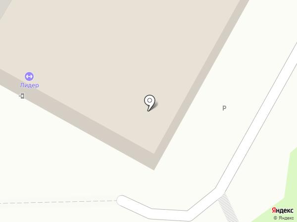Экзерсис на карте Саратова