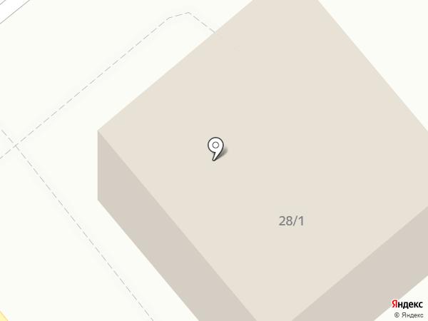 Аватар на карте Саратова