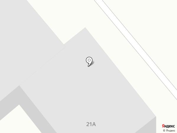 Экспресс на карте Саратова