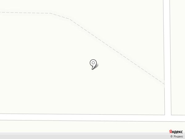 Знак Хлеба на карте Саратова