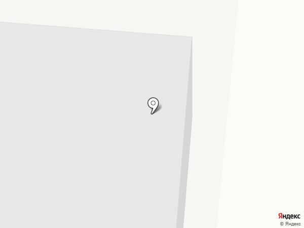Альвега на карте Саратова