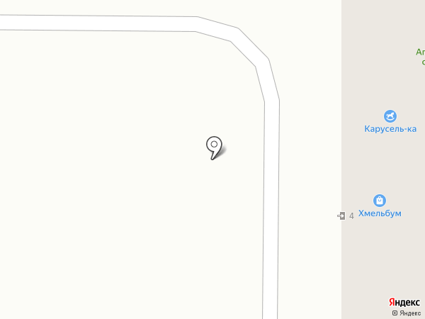 Олира на карте Саратова