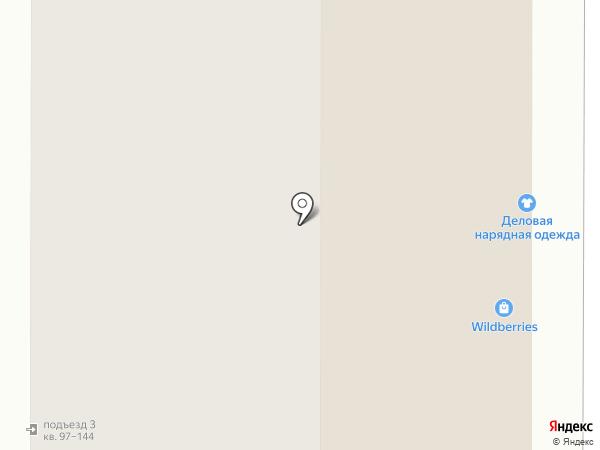 Маг Ковров на карте Саратова