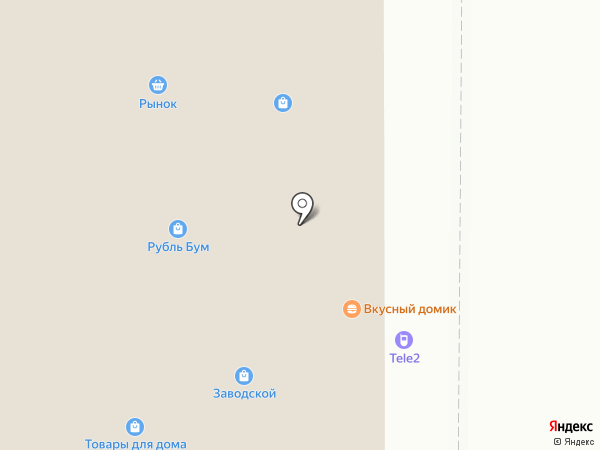 SMайL на карте Саратова