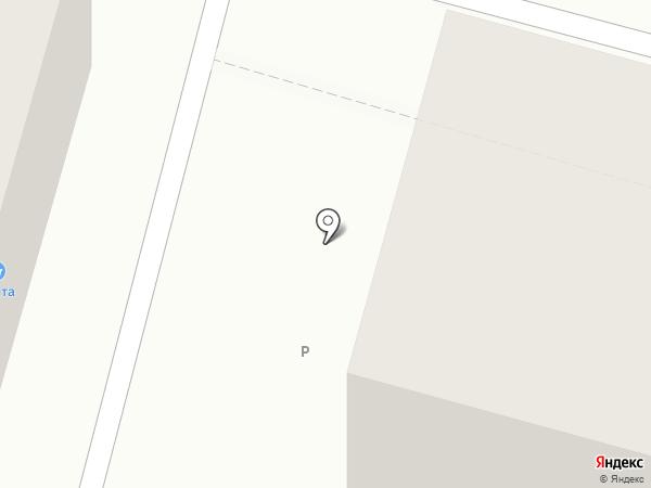 Ломбард Топаз на карте Саратова
