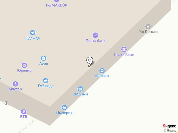 Золотые купола на карте Саратова