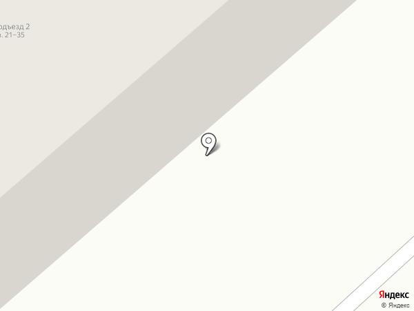 Альфатек на карте Саратова