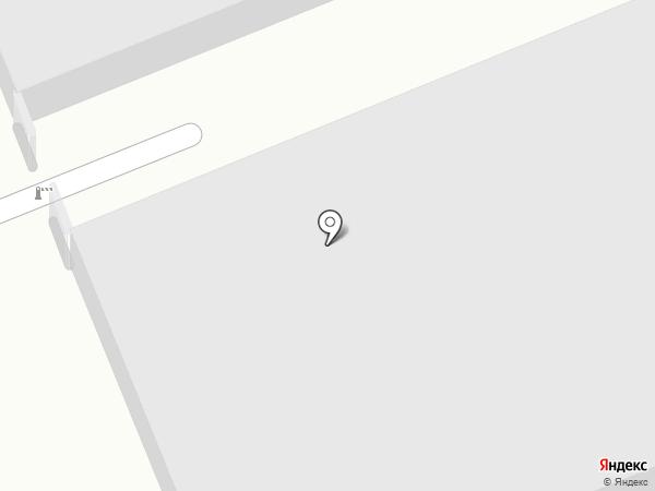 Автомойка на карте Саратова