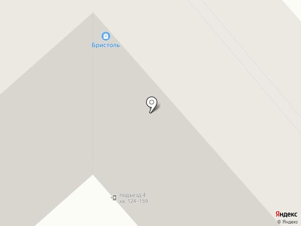 Эверест на карте Саратова
