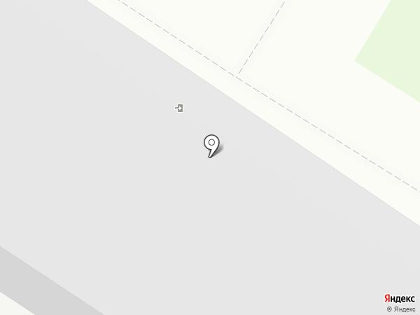 Саратовский нефтеперерабатывающий завод на карте Саратова