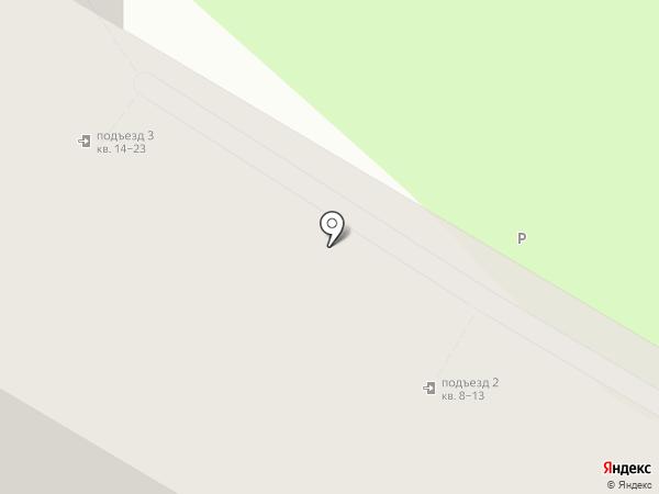 Трикотаж на карте Саратова