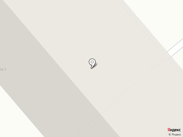 Атриум на карте Саратова