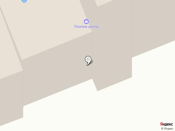 SRC-AUTO на карте Саратова