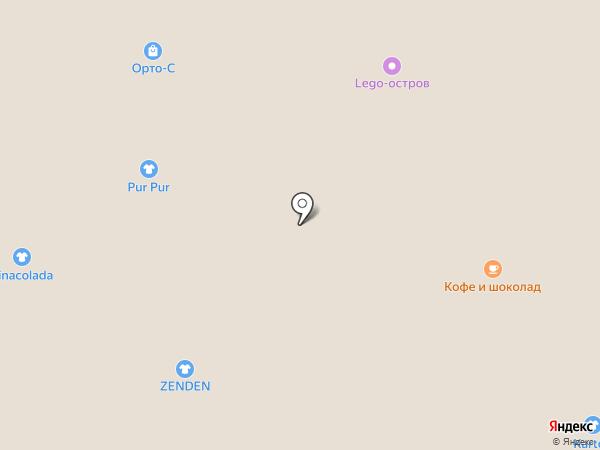 Шарики за Ролики на карте Саратова