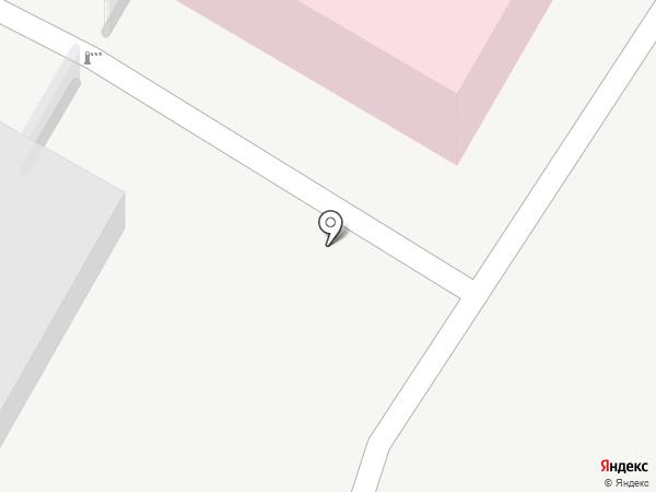 Строительное управление №1 на карте Саратова