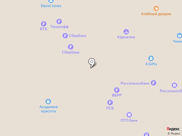 Accent на карте Саратова