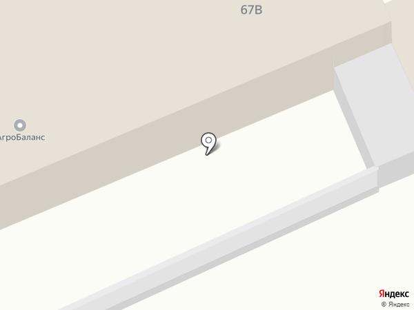 Автомеханик на карте Саратова