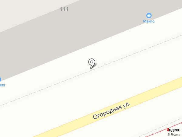 АкваСтройСервис на карте Саратова
